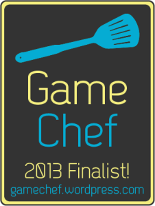 Game Chef Finalist Badge