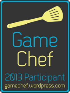 Game Chef Participant Badge