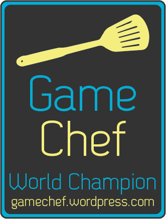 Game Chef Champion Badge